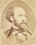 Writer Octave Feuillet France Old CDV Figaro 1875 - Photographs