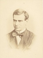 French Actor Monroze Old Reutlinger CDV Photo 1870 - Photographs