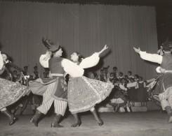 Polish Dance Ballet Slansky Paris Bernand Photo 1955 - Photographs