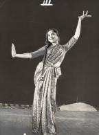 Vijayanthimala Indian Dance Ballet Bernand Photo 1955 - Photographs