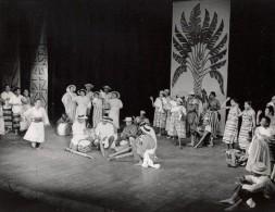 Madagascar Dance Ballet Paris Lipnitzki Photo 1960 - Photos
