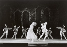 Glazounov F Nault Canadian Dance Ballet Old Photo 1969 - Photographs