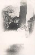 Amateur Misfire Snapshot Strange France Old Photo 1944 - Non Classificati