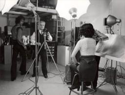 Woman Fashion Rossignol Studio Photo Paris France 1960 - Photographs