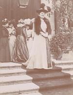 Bonaparte Ney Wedding Roma Snapshot Primoli Photo 1898 - Photographs