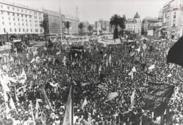 Argentina H Campora Election Buenos Aires Photo 1973 - Photographs
