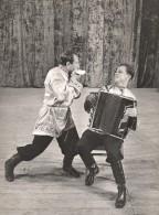 Roger Pic Photo URSS Samara Volga River Dancers 1960 - Unclassified