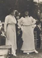 La Mode Aux Courses Fashion France Seeberger Photo 1920 - Photographs