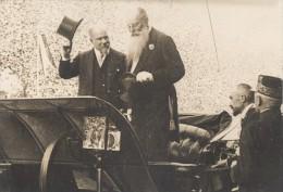 Poincare Travel South France Pathe Journal Photo 1913 - Photographs