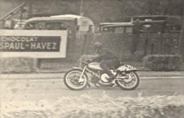 Anderson Guzzi 500 Speed Race Roubaix Snapshot 1950 - Cars