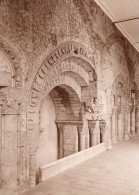 Angers Prefecture Cloister Detail France Old Photo 1880 - Photographs