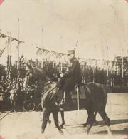 WWI War Photo 1918 Paris Ceremony Marechal Joffre - Guerre, Militaire