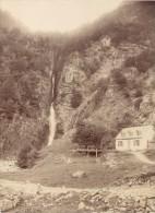 France Pyrenées Cirque De Gavarnie Panorama Photo 1880 - Old (before 1900)