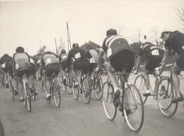 France Cycle Race GP De L'Humanité Old Photo 1947 - Cyclisme
