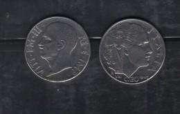 RedH - REGNO , 20 Cent NICHELIO Del 1943  Impero : Vittorio Emanuele III - 1861-1946 : Regno