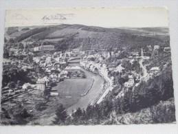 Panorama, Route D'Houffalize ( 36 ) Anno 1962 ( Zie Foto Voor Details ) !! - La-Roche-en-Ardenne