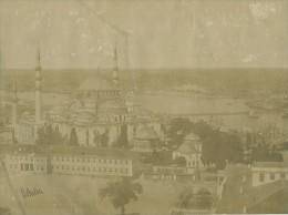 Panorama De Constantinople Papier Salé James Robertson 1854 - Old (before 1900)