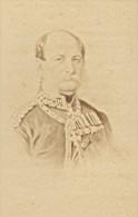 Prussian King Guillaume I Old CDV Franck Photo 1870 - Photographs