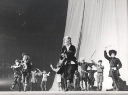 Russie Ballet Danse Palais Des Sports France Ancienne Photo Pic 1960 - Photos