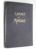 CARNET De MARIAGE De ROYER Et NICOLAS Commune De HUY N° 21 De 1950 ( + 2 Docu Xtra / Voir Photo ) !! - Old Paper