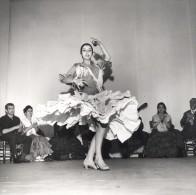 Ballet Zambra Danse Flamenco Folklore France Ancienne Photo Lipnitzki 1960 - Photographs