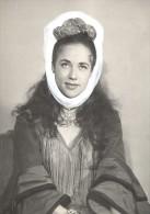 Espanita Cortez Actrice Danseuse France Ancienne Photo Lipnitzki 1960 - Photos