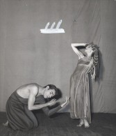 Les Ballets Hollandais Danse Ballet Theatre Paris Ancienne Photo Lipnitzki 1960