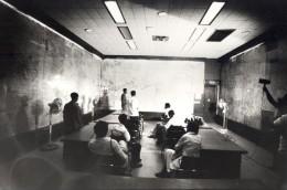 Guerre Conflit Vietnamo Cambodgien Bunker De Lon Nol Ancienne Photo 1978 - Oorlog, Militair