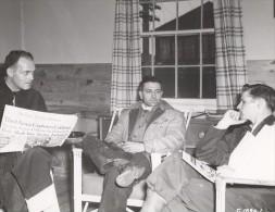 Maine WWII War Newspaper US Army Airfield Presque Isle Photo 1945 - War, Military