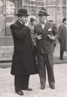 Paris Elysees Conseil Des Ministres Mandel & Campinchy Ancienne Photo 1938 - Altri