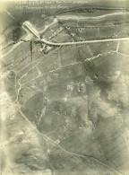 Roumanie Pointe De Dobroge Dobroudja Guerre D Orient WWI WW1 Ancienne Photo Aerienne 1917 - Oorlog, Militair