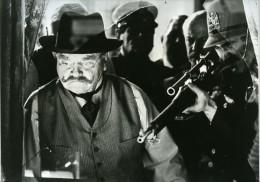 James Cagney Dans Ragtime Cinema Ancienne Photo Presse 1980 - Photographs