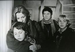 John Hurt & Jane Alexander Dans La Nuit De L Evasion Cinema Ancienne Photo Presse 1980 - Photographs