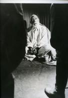 Acteur Americain Anthony Quinn Dans Le Lion Du Desert Cinema Ancienne Photo Presse 1980