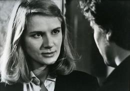 Portrait De L Actrice Francaise Dominique Sanda Cinema Ancienne Photo Presse 1980 - Photographs
