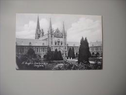 ANGLETERRE SUSSEX COWFOLD ST-HUGH'S CHARTERHOUSE - Angleterre