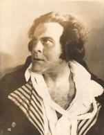 Cinema Film France Acteur Jacques Gretillat Dans Le Role De Danton Ancienne Photo 1940 - Photos