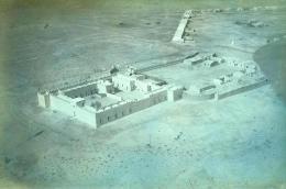Tunisie Vue Aerienne Localité Non Située Ancienne Photo Militaire 1930 - Africa