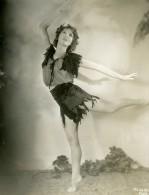 La Nymphe Des Bois Interprètée Par Jean Parker MGM Photo 1932 - Famous People