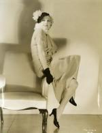 Thelma Todd Charmante Comédiene Des Studios MGM Photo 1932 - Famous People
