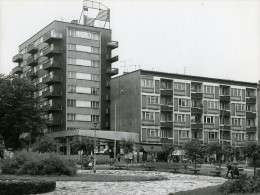 Pologne Silesie Bytom Plac Poli Maciejowskiej Ancienne Photo 1970 - Photographs