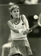 France Paris Tennis Roland Garros Chris Evert Lloyd Ancienne Photo Koster 1982 - Sports