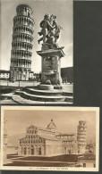ITALIA PISA, CP, MIX - Ansichtskarten