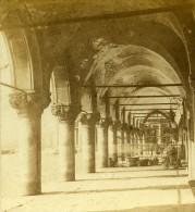 Galerie Du Palais Ducal Venise Italie Ancienne Stereo Photo Furne Et Tournier 1859 - Stereoscopic