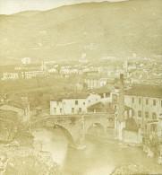 Cevennes France Ancienne Photo Stereo 1860 - Stereoscopic