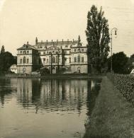 Allemagne Dresde Château Ancienne Stereo Photo Stereoscope NPG 1900 - Photos Stéréoscopiques