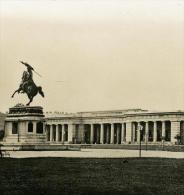 Autriche Vienne Burgtor Ancienne Photo Stereo NPG 1900