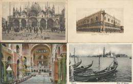 ITALIA VENEZIA, CP, MIX - 5 - 99 Karten