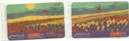 CCARDEX  94     2 Cartes  Tableaux  Nsb   (clasrou) - Tarjetas Telefónicas