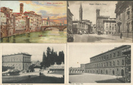 ITALIA FIRENZE, CP, MIX - Ansichtskarten